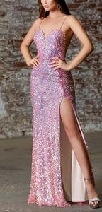 New formal gown,evening prom pageant dress